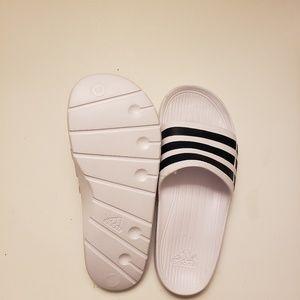 701c179a6e55 adidas Shoes - Adidas Duramo Slide SZ10